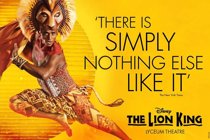 The Lion King reopens in July - News Simba is back!