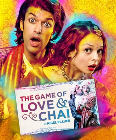 The Game of Love & Chai – Review – Tara theatre Bollywood in London!