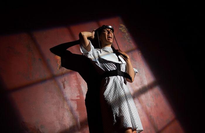 Lunatic 19's - Review -Finborough Theatre A deportational road trip