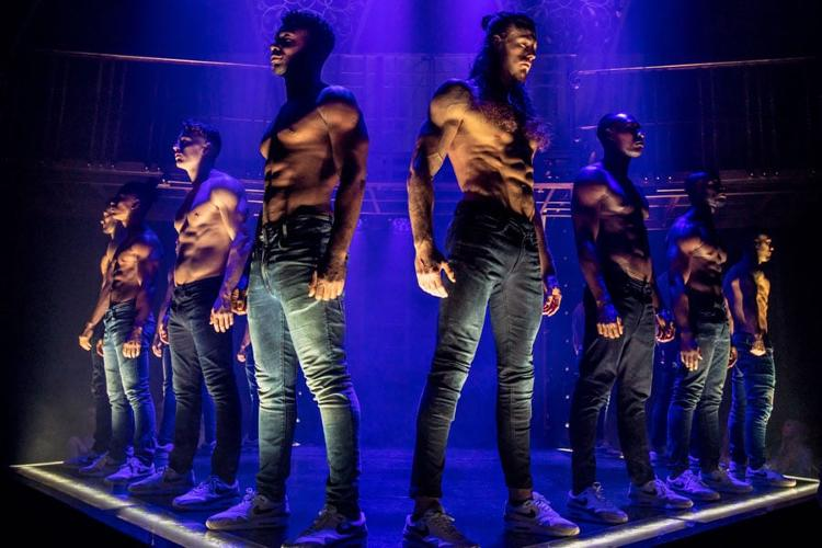 Magic Mike The Arena Tour - News The show will tour next year