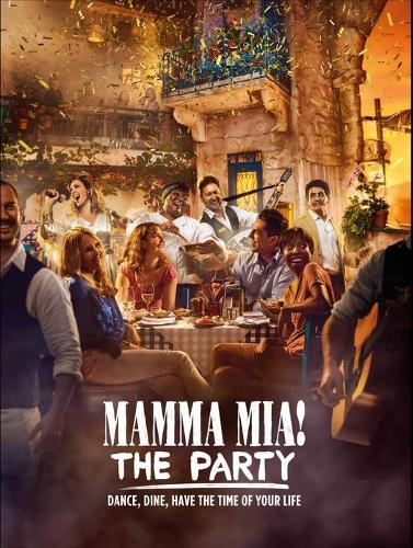 Mamma Mia! The Party reopens - News It will reopen at the O2 London, from Friday 1 October 2021
