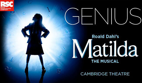Matilda reopens in September - News The show will be back in the West End