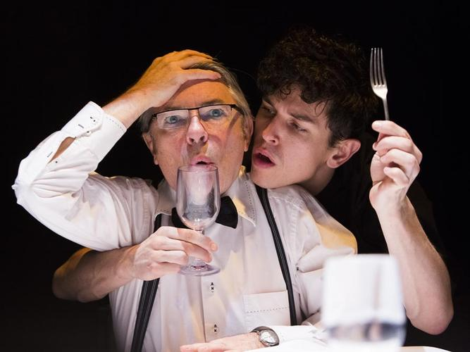 May Contain Food - Review A dance and music theatre show, weaving through the cultural significance of eating