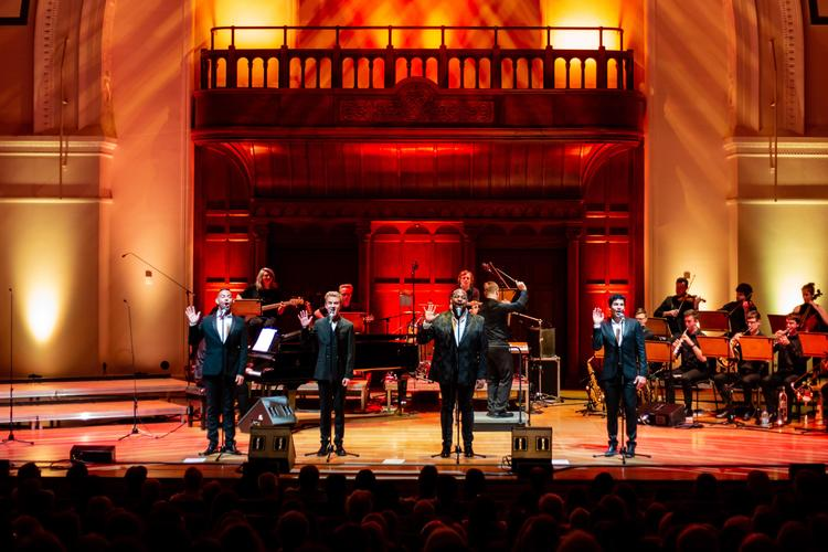 Main men of Musicals - Review - Cadogan Hall A celebration of the art form of musical theatre