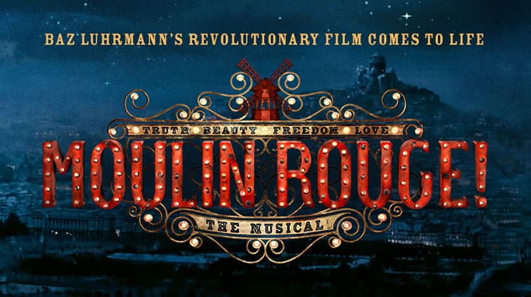 Moulin Rouge postponed-  News It will begin performances in Autumn 2021.