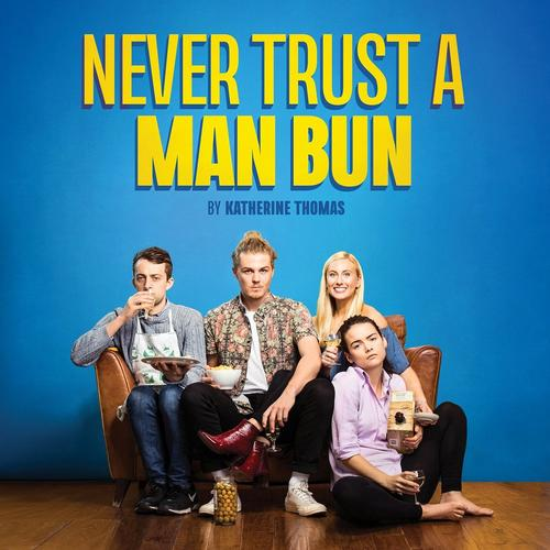 Never Trust a Man Bun - Review - Stockwell Playhouse A dry comedy with hidden motives and self-destruction.