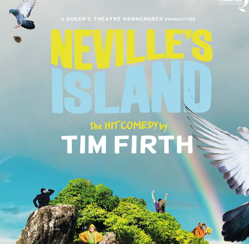 Neville's Island - Review - Queen's Theatre Hornchurch Island life isn't for everyone