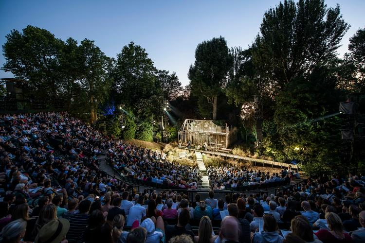 Regent's Park Open Theatre announce  2019 season What is going on next summer?