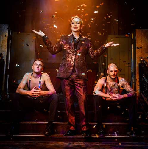 Cabaret All Stars returns - News King of Camp Julian Clary returns to the stage this June
