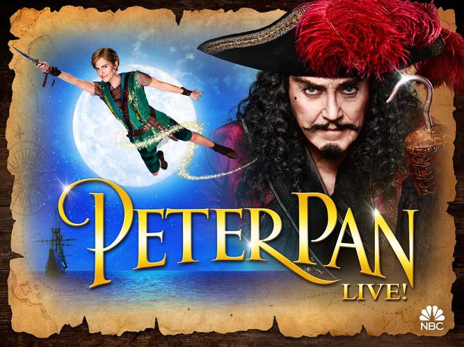 Peter Pan streamed Online for free - News The All-Star musical will be online this weekend