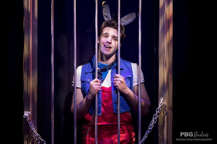 Pinocchio: No strings attached - Review - Above the Stag A touch of Italian summer to London's winter