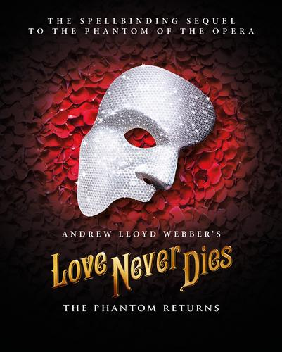 Love Never Dies Tour - News The Phantom is back!