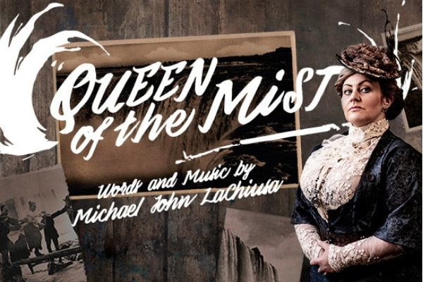 The musical Queen of the Mist opens at Charing Cross Theatre - News After a sold-out run at the Jack Studio Theatre