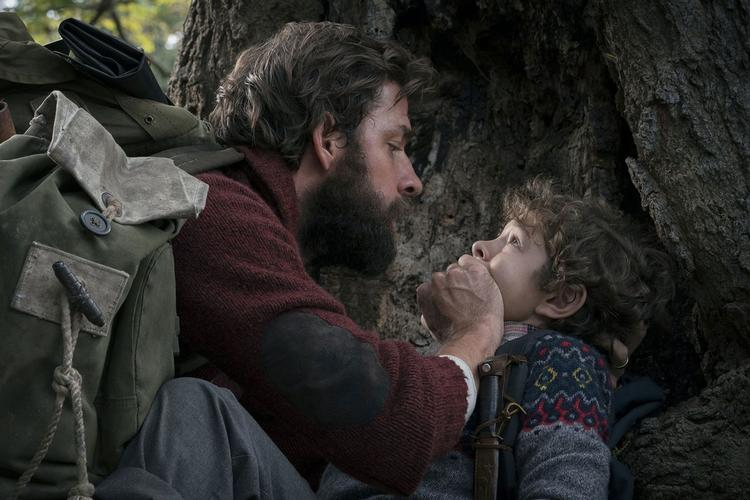 A quiet place - Review Silence has never been so loud