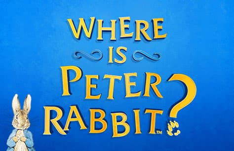 Where's Peter Rabbit? - Review- Theatre Royal Haymarket Based on the original tales by Beatrix Potter