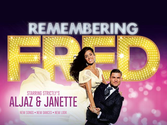 Remembering Fred - Review The Strictly stars at the Palladium for a tribute to Fred Astaire