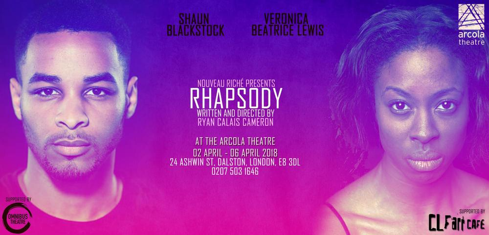 Rhapsody – Review – Arcola Theatre Love and mental health for this Off West End Adopt A Playwright Award winner play