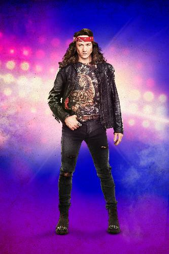 Rock of Ages UK Tour - News Kevin Clifton's returns in the role of Stacee Jaxx