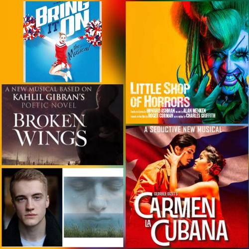 Top 5 shows opening in August  -  News Our selection: always happy to help!