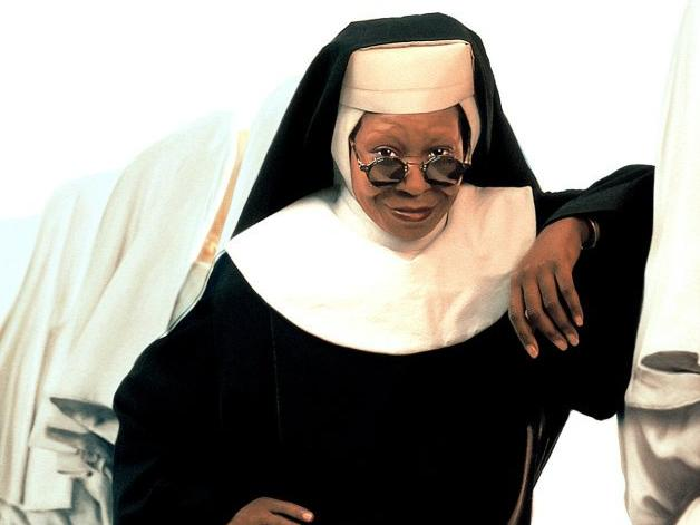 Whoopi Goldberg confirms the return of Sister Act - News Sister Act 3 Is In The Works