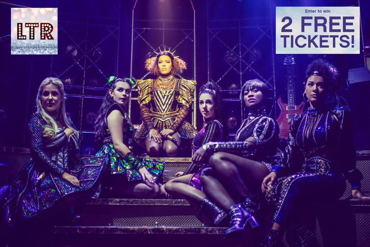 Six Giveaway - News Do you want two tickets for Six the Musical?