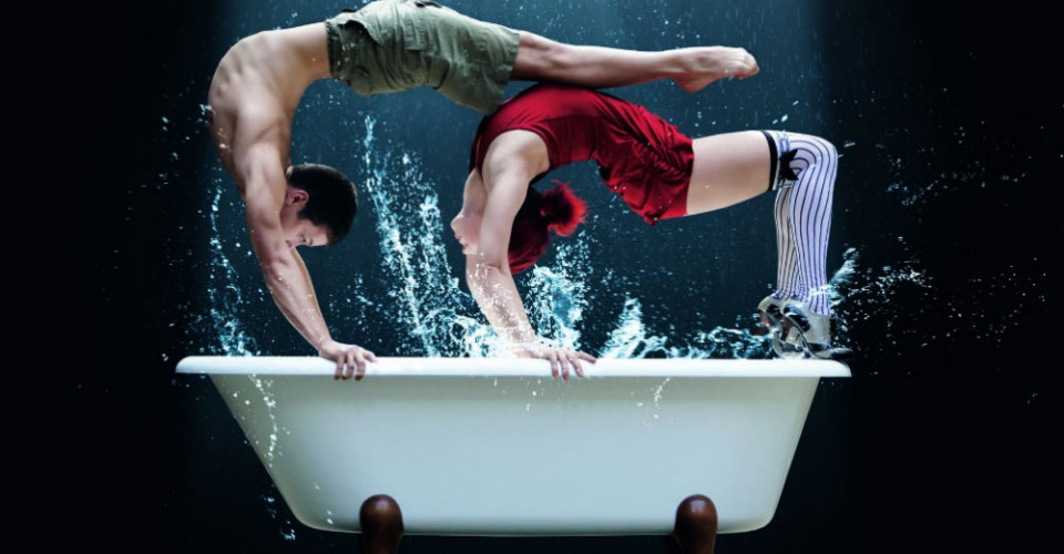 SOAP - Review - Underbelly Festival Southbank Splish Splash!