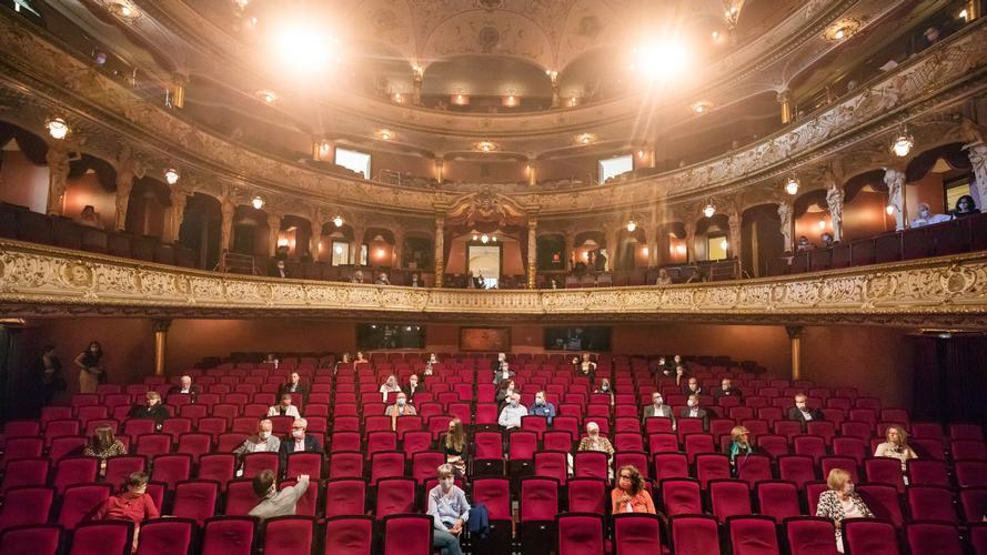 Theatres  Covid-free rules revealed - News The Government publish guidance on theatres and Covid