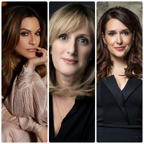 A trio of one-night-only solo concerts at the Cadogan Hall - News The concerts will be performed by three of musical theatre's biggest stars