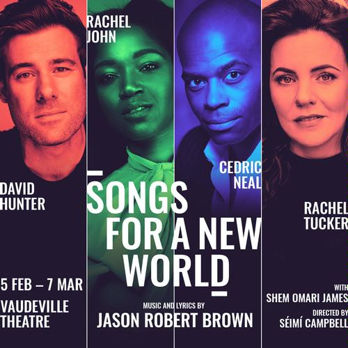 Songs for a New World - News The show is back to the West End