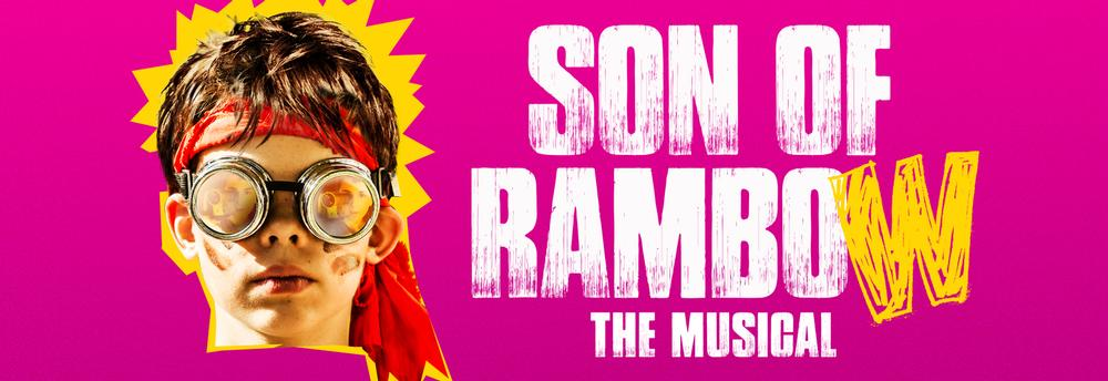 Full Cast Announced for the Musical Son of Rambow A new Musical at The Other Palace