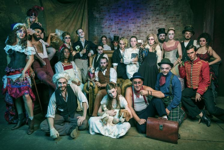 The Swell Mob - Review - The COLAB Factory A new, dark and fun theatrical experience