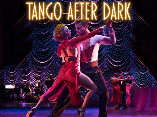 TANGO AFTER DARK - REVIEW - Peacock Theatre Something to warm you up in this cold winter!