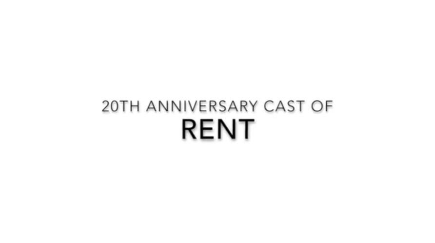 The Cast of Rent for the NHS - News The musical won four Tony awards