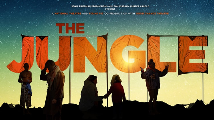 The Jungle - Review - Playhouse Theatre A profound play about the Calais Jungle