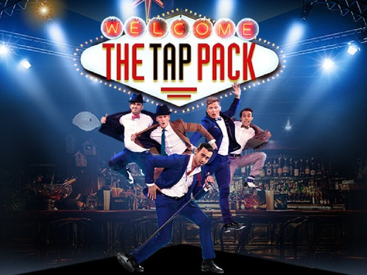 The Tap Pack is coming to The Peacock! Ed Sheeran meets Frank Sinatra? This is going to be lot of fun..