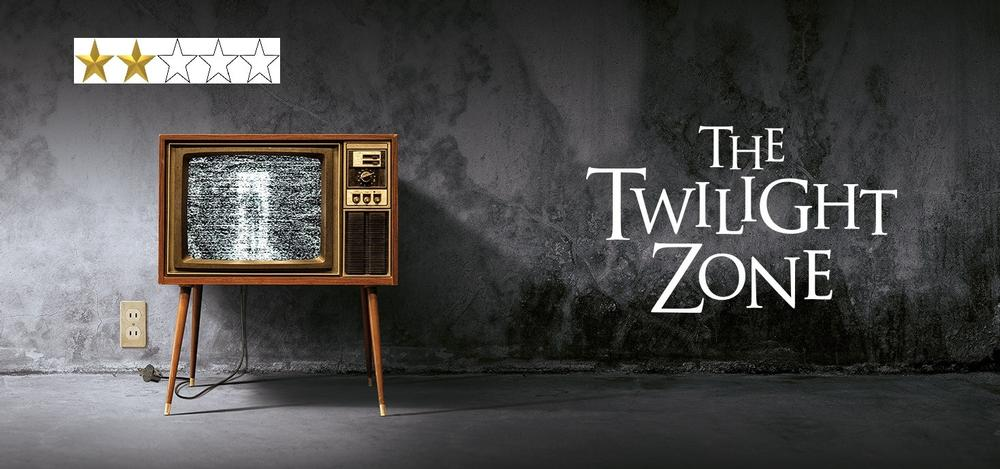The Twilight Zone Theatre Review: Two Stars An old classic but a disappointment on the stage. The first day of the year did not start as expected, theatre wise...