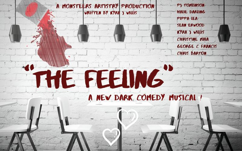 The Feeling - Review - The Other Palace A new dark comedy musical