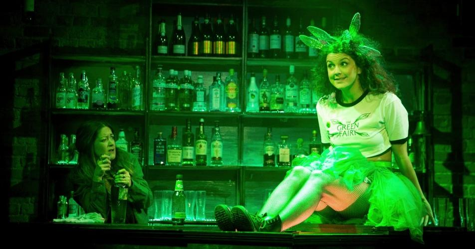 The Green Fairy Cast Recording - News The show had a run at the Union Theatre