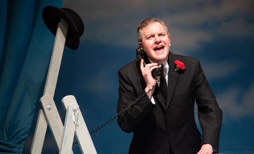 The life I Lead - Review - Wyndham's Theatre A heart-warming show about the life of David Tomlinson