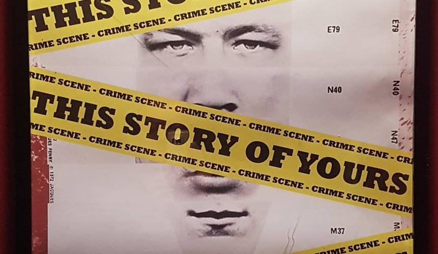 This Story Of Yours Theatre Review: Two stars Interesting plot and very good acting but you cant empathize with the detective...