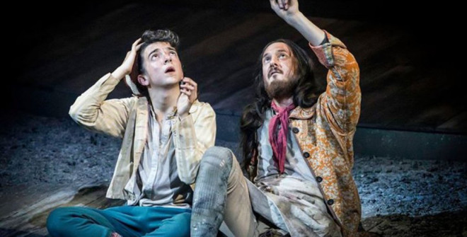 Treasure Island and Twelfth Night streamed on YouTube - News More theatre online for your lockdown...