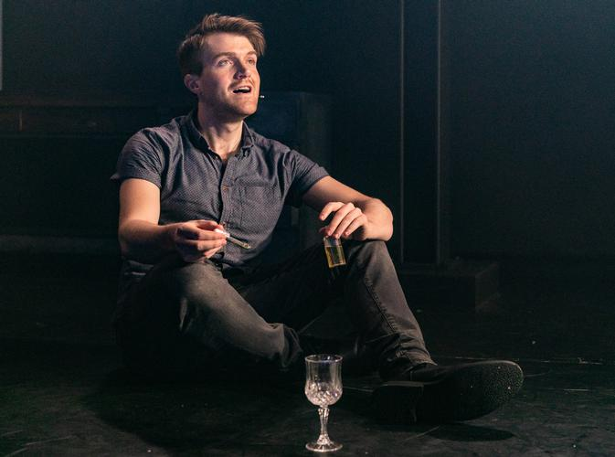 Tumulus - Review - Soho Theatre There is a dead body in Hampstead Heat..