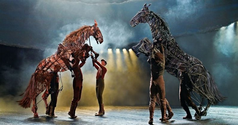 War Horse available online - News The show will be added to the streaming service National Theatre at Home