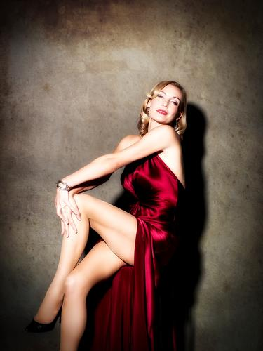 Ute Lemper: Rendezvous with Marlene  - Review A magical fusion of theatre and cinema