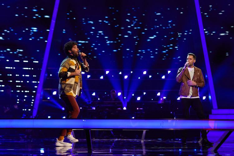 Andrew Bateup goes to the semifinal - News The two artists competed in tonight's battle