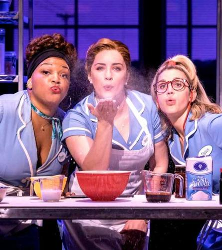 Waitress The Tour - News The dates of the tour have been announced