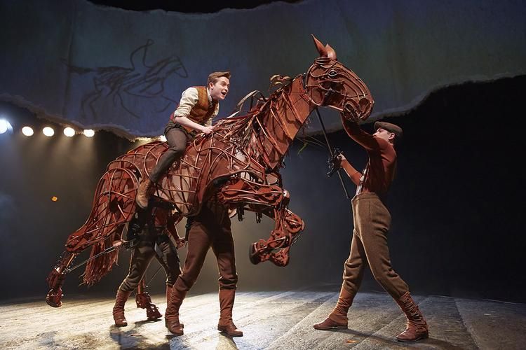 War Horse in the Cinemas - News The NT Live production will be back on the big screen