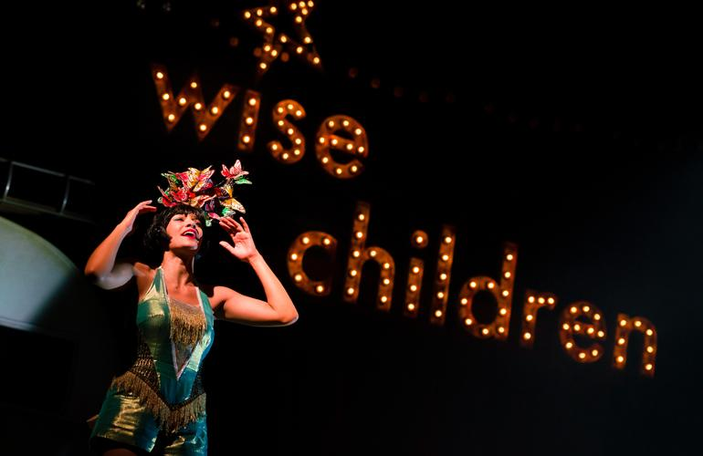 Wise Children - Review - The Old Vic Emma Rice's vision of Angela Carter's last novel