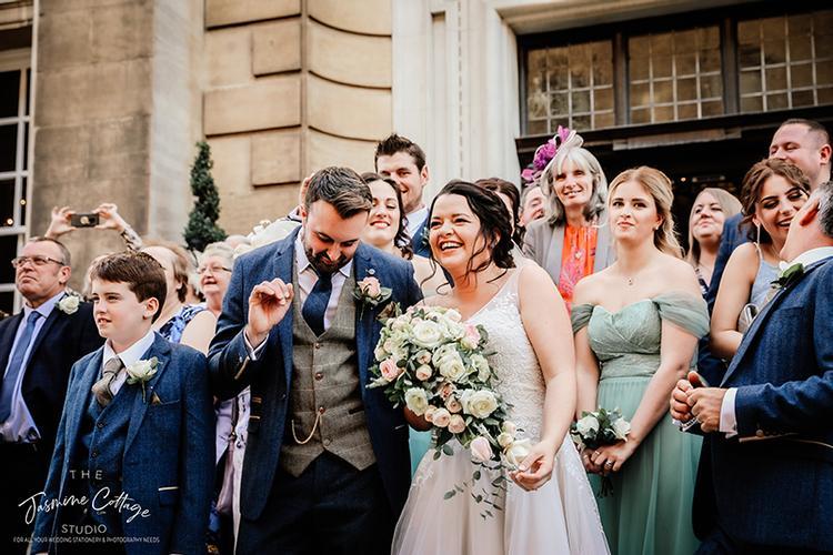 Sophie & Scott - York City Wedding - Sept. 2019 Yorkshire Wedding Photography - don't you just love a York city wedding!
