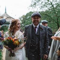 Sophie & Scott - York City Wedding - Sept. 2019